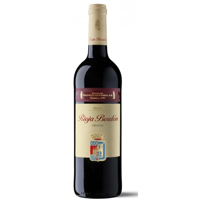 Rioja Bordon Crianza 2013 Španělsko
